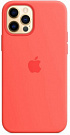 Apple iPhone 12/12 Pro Silicone Case - Pink Citrus (MHL03) Copy - ITMag