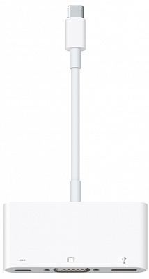 Apple USB-C to VGA Multiport Adapter MJ1L2 - ITMag