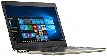 Dell Vostro 5568 (N024VN5568EMEA01_UBU_G) Gold - ITMag