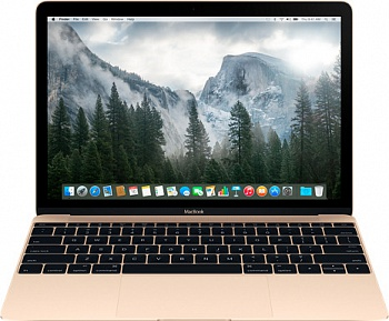 "Apple MacBook 12"" Gold MK4N2 2015 - ITMag"
