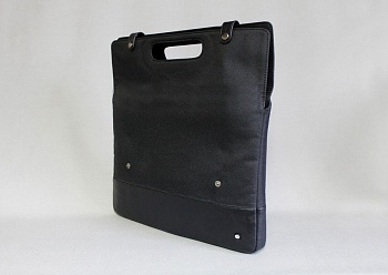 "PKG Primary Collection Grab Bag Sleeve Black/Black for MacBook Air/Pro 13"" (PKG GB113-BLBL) - ITMag"