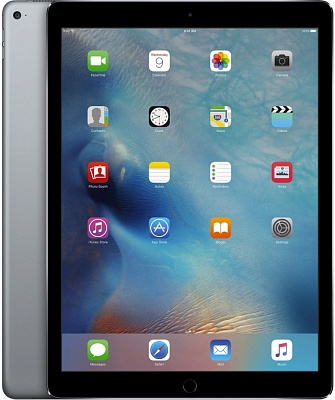 Apple iPad Pro 12.9 Wi-Fi + Cellular 128GB Space Gray (ML3K2, ML2I2) - ITMag