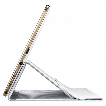 Чехол Samsung Book Cover для Galaxy Tab S 8.4 T700/T705 Dazzling White - ITMag