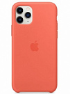 Apple iPhone 11 Pro Silicone Case - Clementine/Orange (MWYQ2) Copy - ITMag