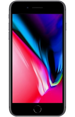 Apple iPhone 8 Plus 256GB Space Gray - ITMag
