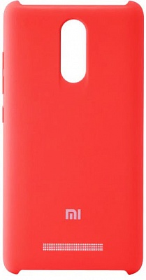 Xiaomi Case for Redmi Note 3 Red 1154900019 - ITMag