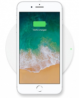 Belkin BOOST UP Wireless Charging Pad, Optimal 7.5W Charging for iPhone 8, iPhone 8 Plus and iPhone X (HL802) - ITMag