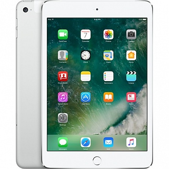 Apple iPad mini 4 Wi-Fi + Cellular 32GB Silver (MNWQ2, MNWF2) - ITMag