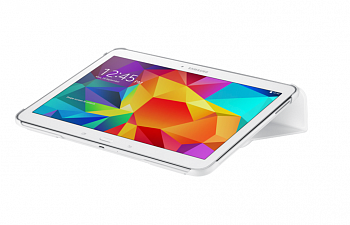 Чехол Samsung Book Cover для Galaxy Tab 4 10.1 T530/T531 White - ITMag