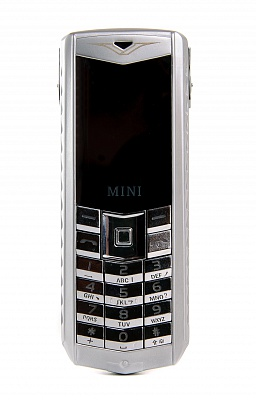 Телефон Vertu mini на 2-Sim Purple - ITMag