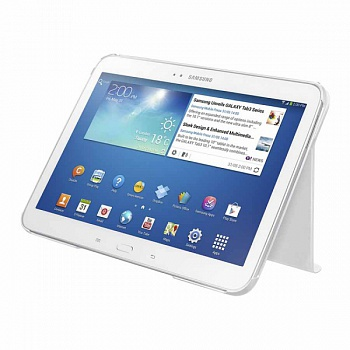 Чехол Samsung Book Cover для Galaxy Tab 3 10.1 P5200/P5210 White - ITMag