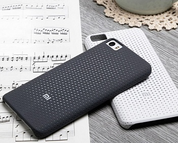 Xiaomi Liquid protective shell for Mi5 White - ITMag
