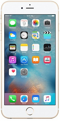 Apple iPhone 6S Plus 128GB Gold UA UCRF - ITMag