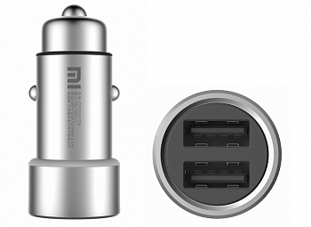 Xiaomi Car Charger (Silver) - ITMag