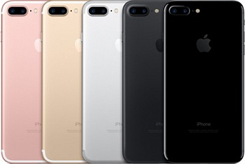 Apple iPhone 7 Plus 32GB Black UA UCRF - ITMag