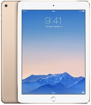 Apple iPad Air 2 Wi-Fi + LTE 16GB Gold (MH2W2, MH1C2) - ITMag