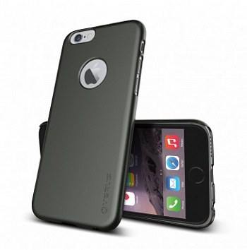 Verus Hard case for iPhone 6/6S (Dark Silver) - ITMag