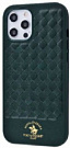 POLO Ravel (Leather) iPhone 12/12 Pro (forest green) - ITMag