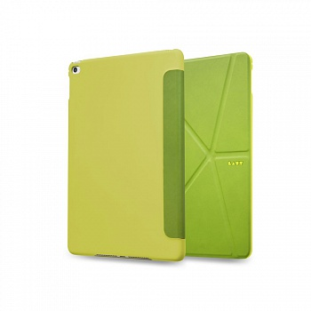 LAUT Origami Trifolio for iPad Air 2 Green (LAUT_IPA2_TF_GN) - ITMag