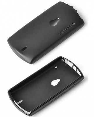 Чехол CAPDASE для Sony Xperia ray ST18i SJSEST18I-P202 - ITMag