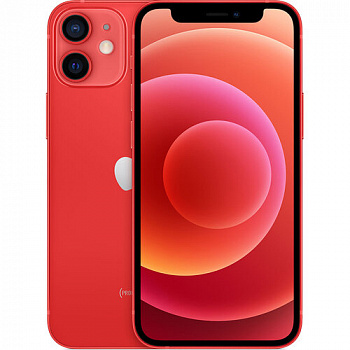 Apple iPhone 12 mini 128GB (PRODUCT)RED (MGE53) - ITMag