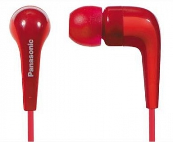 Panasonic RP-HJE140 Red - ITMag