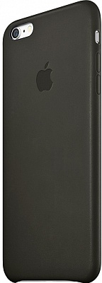 Apple iPhone 6 Plus Leather Case - Black MGQX2 - ITMag