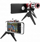 Чехол EGGO для iPhone 6/6S 17X Zoom Optical Telescope Telephoto Lens - ITMag
