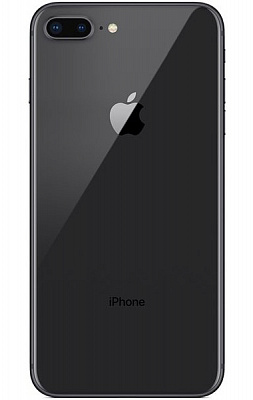 Apple iPhone 8 Plus 64GB Space Gray Б/У (Grade A+) with accessories  - ITMag
