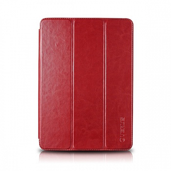 Чехол Verus Premium K Dandy Leather Case for iPad  Air (Red) - ITMag