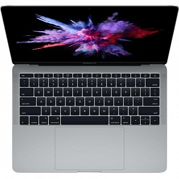 "Apple MacBook Pro 13"" Space Gray (MPXQ2) 2017 CPO - ITMag"