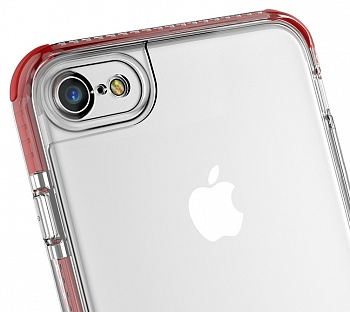 Чехол Baseus Armor Case для iPhone 7 Plus Red (WIAPIPH7P-YJ09) - ITMag