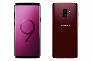 Samsung Galaxy S9+ SM-G965 DS 128GB Red - ITMag