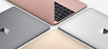 "Apple MacBook 12"" Rose Gold (MNYM2) 2017 - ITMag"