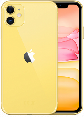 Apple iPhone 11 256GB Yellow (MWLP2) - ITMag