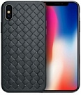 "TPU чехол SKYQI для Apple iPhone X (5.8"") (Черный) - ITMag"
