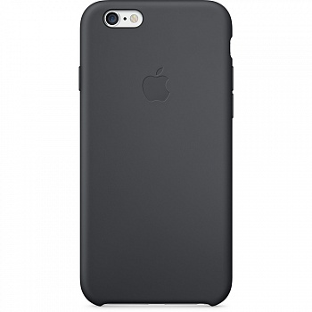 Apple iPhone 6 Silicone Case - Black MGQF2 - ITMag