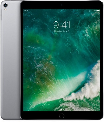 Apple iPad Pro 12.9 (2017) Wi-Fi + Cellular 64GB Space Grey (MQED2) - ITMag