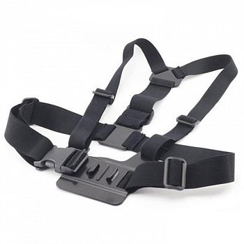 Крепление EGGO на грудь для GoPro Hero 1/2/3/3+/4 Chest Mount Harness + Head Strap - ITMag