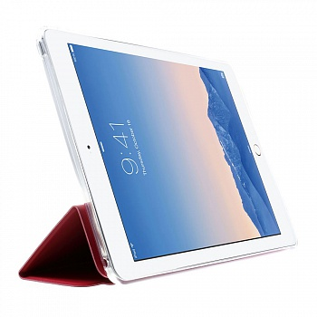 Чехол EGGO для iPad Air 2 Tri-fold Stand - Red - ITMag