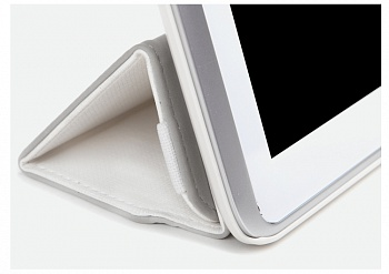 Чехол-книжка ROCK Flexible series для Samsung Galaxy Note 10.1 N8000 (белый) - ITMag