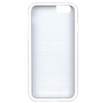 Чехол Evutec iPhone 6/6S Kaleidoscope SC Series White (AP-006-SС-С01) - ITMag
