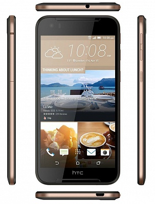 HTC Desire 830 DS Black Gold UA UCRF - ITMag