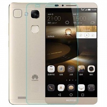 Защитное стекло Nillkin Anti-Explosion Glass Screen (H) для Huawei Ascend Mate 7 - ITMag