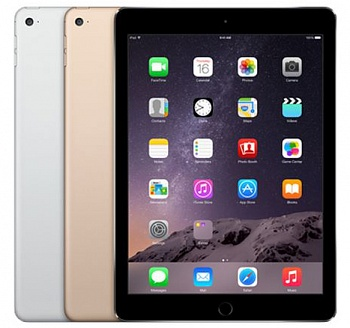 Apple iPad Air 2 Wi-Fi 64GB Space Gray (MGKL2) UA UCRF - ITMag