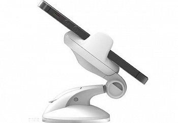 iOttie Easy Flex 3 Car Mount Holder Desk Stand - White (HLCRIO108WH) - ITMag
