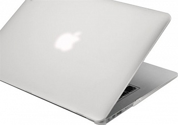 "Чехол LAUT HUEX Cases для MacBook Pro with Retina Display 13"" - White (LAUT_MP13_HX_F) - ITMag"