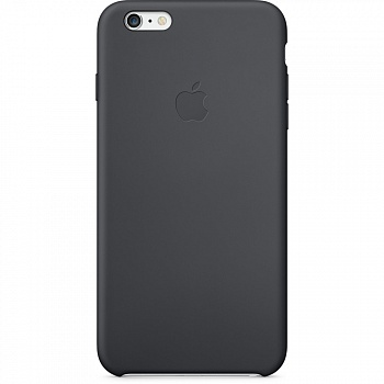 Apple iPhone 6 Plus Silicone Case - Black MGR92 - ITMag