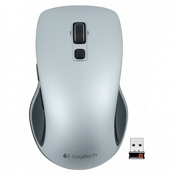 Logitech M560 Wireless Mouse white (910-003914) - ITMag