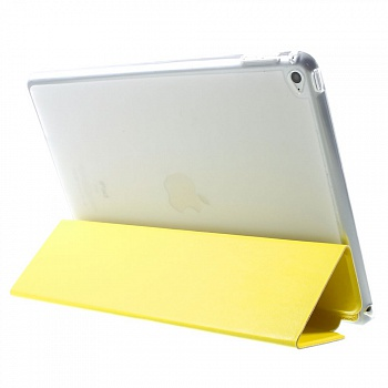 Чехол EGGO для iPad Air 2 Tri-fold Stand - Yellow - ITMag